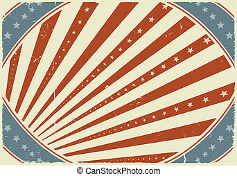 Fourth Of July Holidays Poster Background