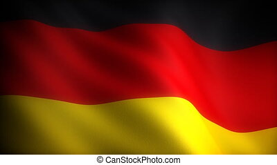 Flag of Germany (Seamless) - Flag of Germany (seamless with...