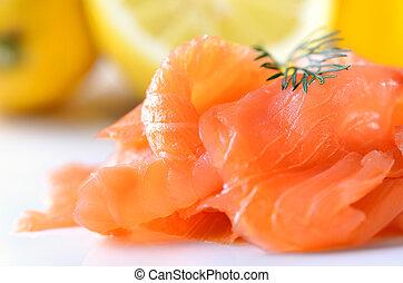 affumicato, salmone