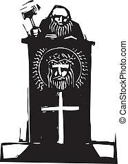 Religious Judge