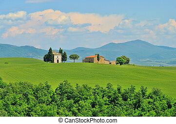 Tuscany chapel 09