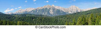 Wettersteingebirge Alps 02