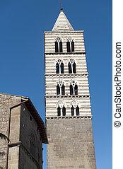 Duomo di Viterbo - Viterbo (Lazio, Italy), the historic...