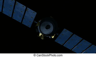 NASA calipso 02 - Satellite over earth
