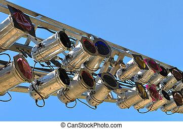 Outdoor Concert Lights