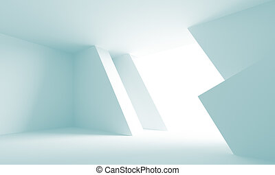 Futuristic Architecture Background
