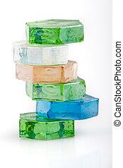 Glas stones