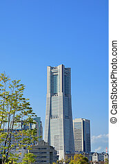 Yokohama Landmark Tower.
