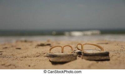 Woman, Relaxing, Summer