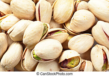 shelled pistachio