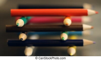Pyramid of the pencils