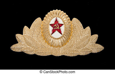 military insignia of the Soviet Army
