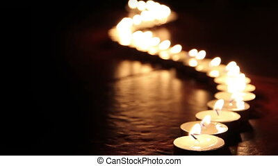 Candles line
