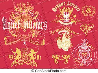 unique emblems