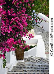 Signboard - Santorini