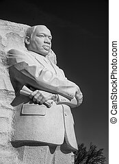 Martin Luther King Memorial - The Martin Luther King, Jr....