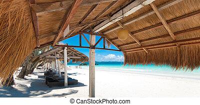 refugio, playa