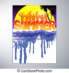 Summer Party Design