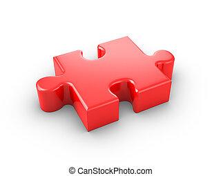 Jigsaw Piece.
