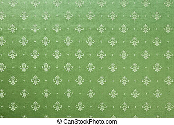 Heavy Brocade Fabric Background - Abstract background of a...