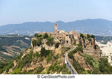 Civita di Bagnoregio (Italy) - Civita di Bagnoregio...