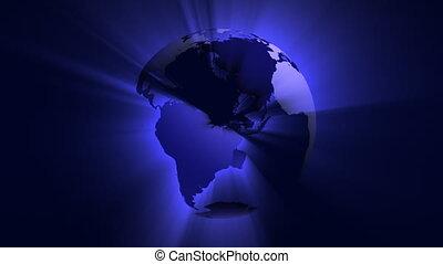 Shiny Globe