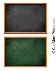 blanco, negro, tabla, de madera, marco