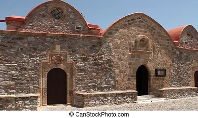 Old Greek Church, Asklipio, Rhodes