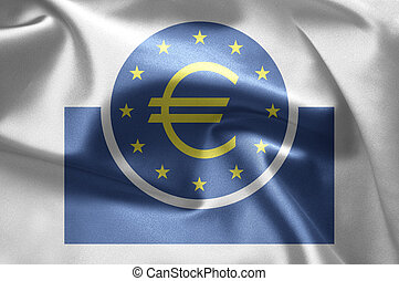 The European Central Bank ECB - Excellent vivid images of...