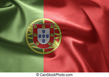 Portugal Flag - Excellent vivid images of flags for you....