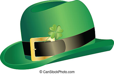 Leprechauns hat - vector of Leprechauns hat