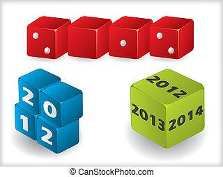 2012 dices