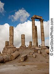 ancient Pillars of Hercules