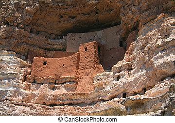 Montezuma's Castle in Arizona