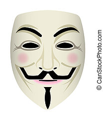Anonymous face the famous activists of the internet