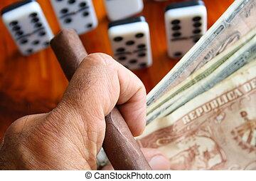 Old Cuban game bet