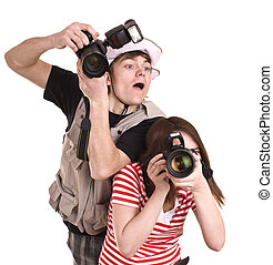 Professional photographer. - Professional photographer with...