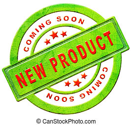 new product coming soon announcement arriving and available...