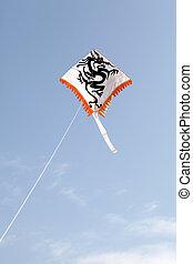 Paper kite - Japanese paper kite