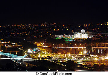 Night Tbilisi