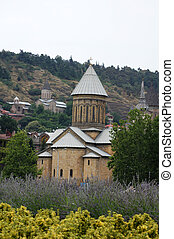 Churches and domes of Tbilisi