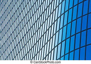 Modern Building Abstract Detail