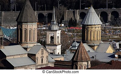 Tbilisi churches