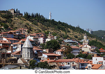 Old Tbilisi