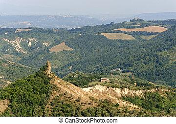 Civita di Bagnoregio (Italy)