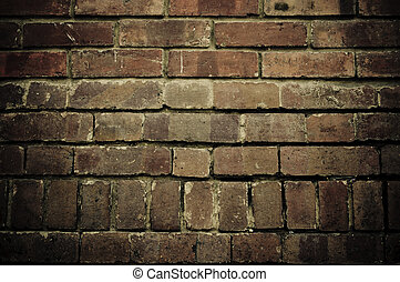 grunge brick wall, highly detailed textured background