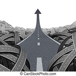 Escape to success path with a road to financial freedom as a...