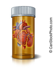 Heart Drugs - Heart drugs and blood medicine to treat the...