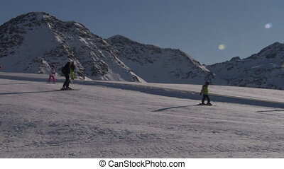 skier 09