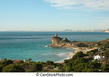 Alicante, litoral